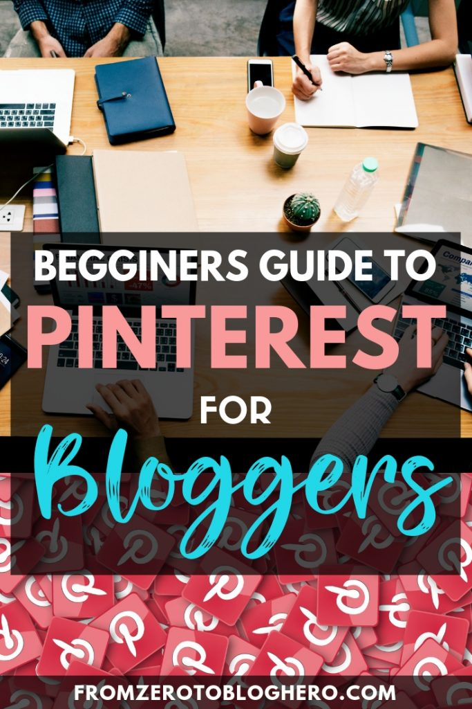 What is Pinterest? An introduction to Pinterest for new bloggers, looking at exactly how Pinterest can drive tons of traffic to your blog. #blog #pinterest #blogging #blogtips #blogadvice