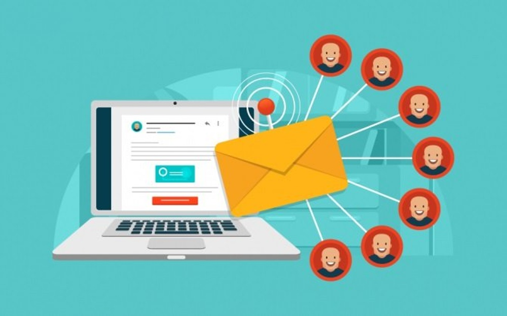 Email marketing graphics